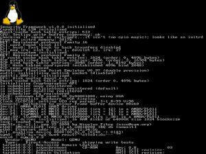 Arranque de Debian sobre un sistema ARM